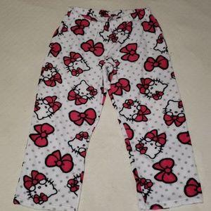 Hello Kitty Pajama bottoms